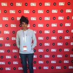 Its all about that hair @CMJ