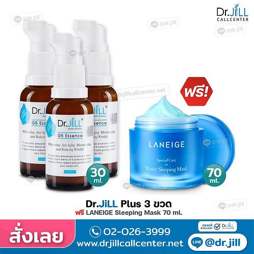 โปร 6.6 Dr.jill 3 ขวด ฟรี Laneige sleeping mask