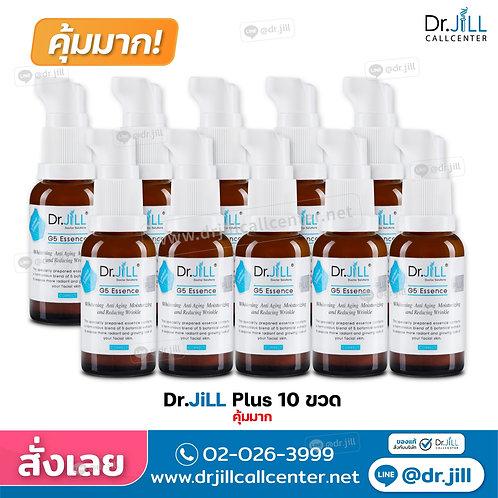 Set คุ้มมาก Dr.JiLL Plus 30 ml. 10 ขวด