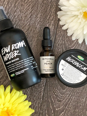 My Top 3 Favorite Skin Products Right Now