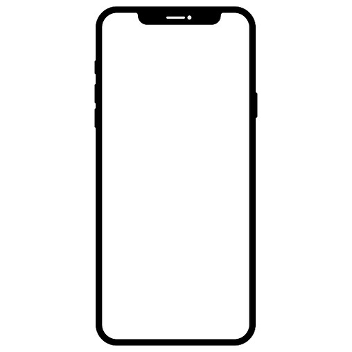 iphone-x-template-mockup-transparent-bac