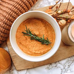 Cozy Butternut Squash Soup