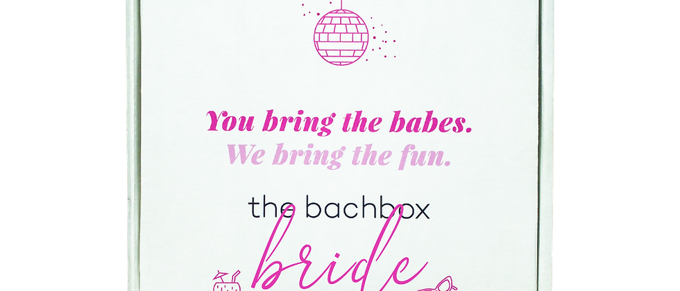 the bride box