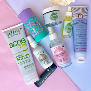 July Skin Faves