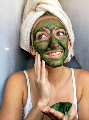 My Weekly Anti Acne Skin Ritual