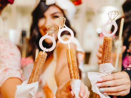 Planning The Ultimate Bachelorette Party With Your #Bridetribe