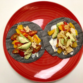 Easy and Delicious Gluten Free Chicken Tacos