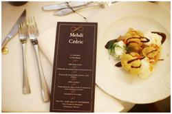 menu mariage schoebeque