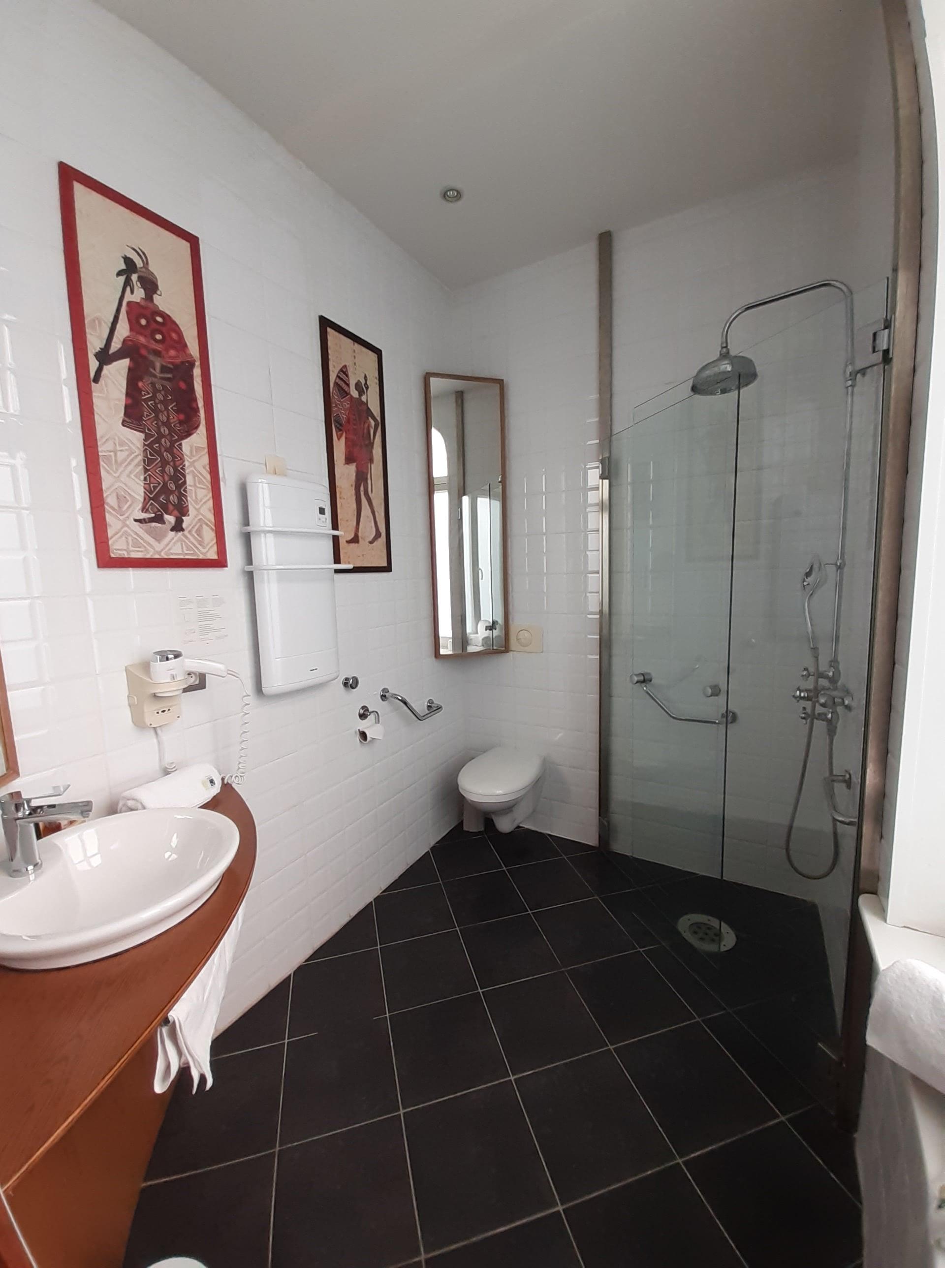 Salle de bain la city schoebeque