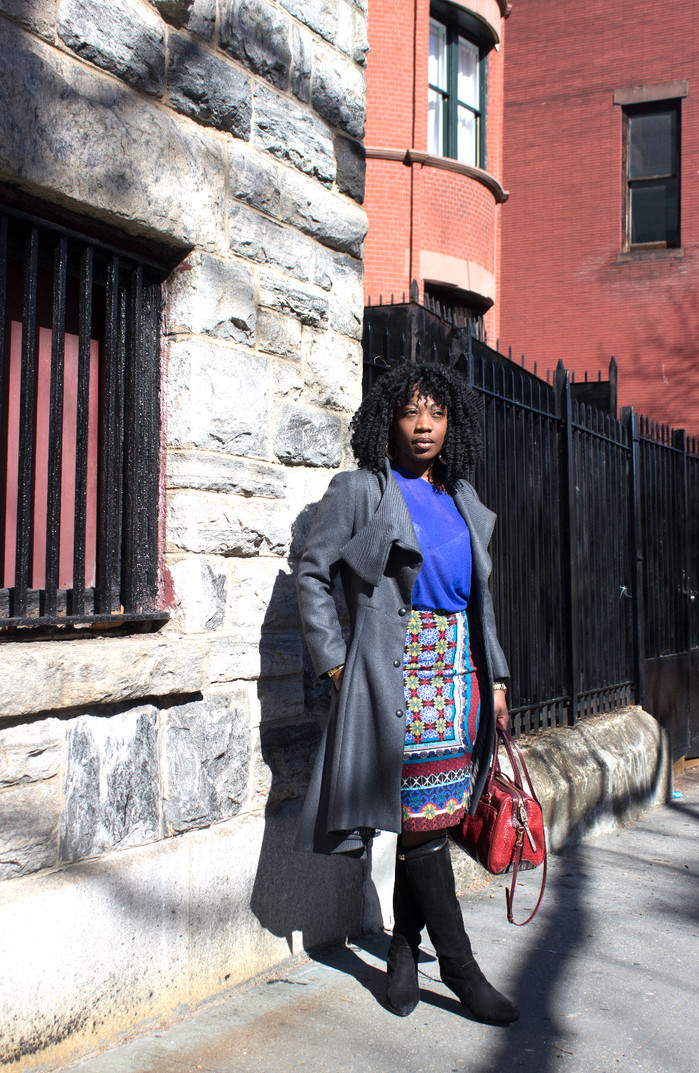 Spring Style: In Living Color