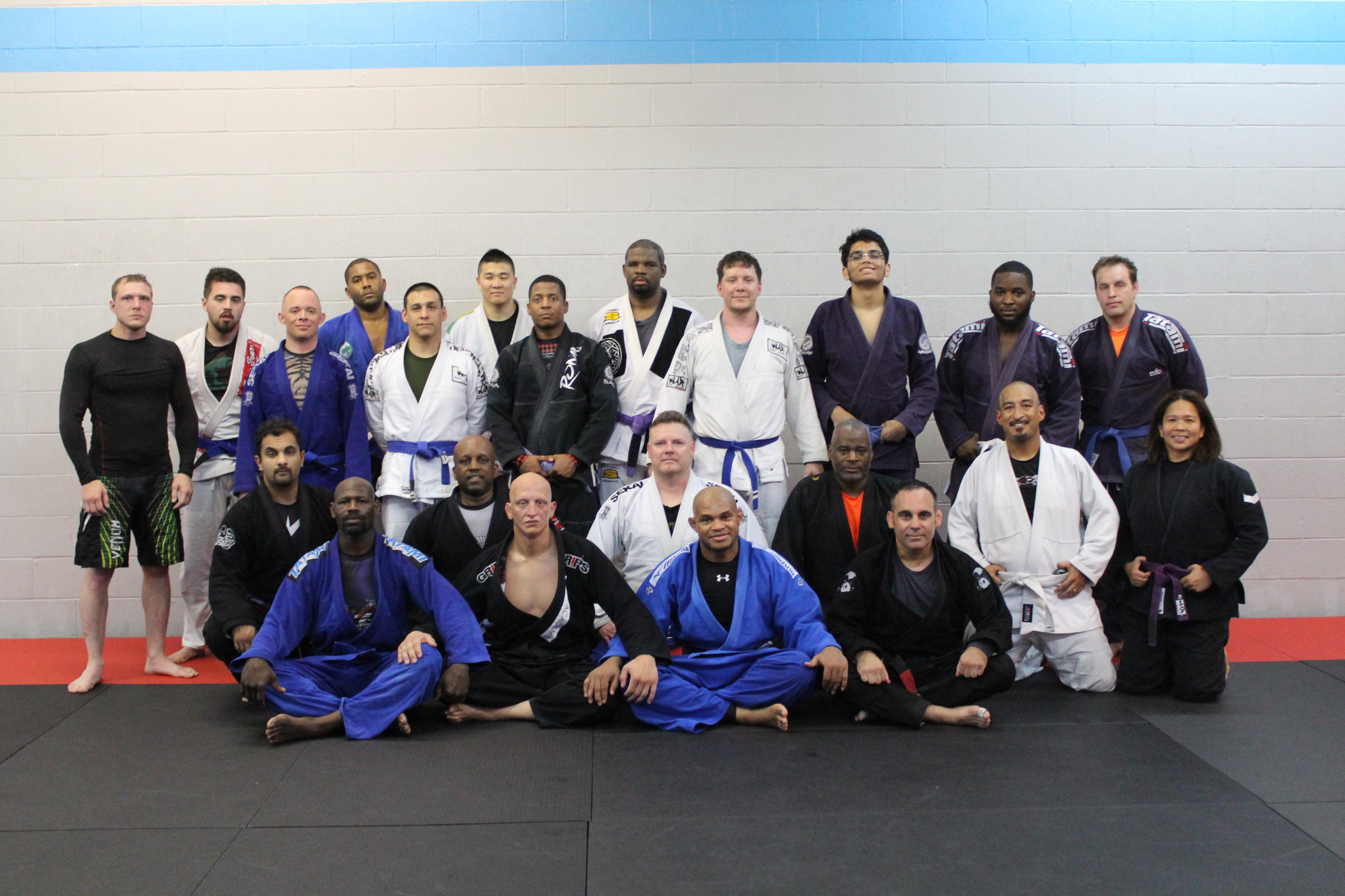 Testudo BJJ Judo Group