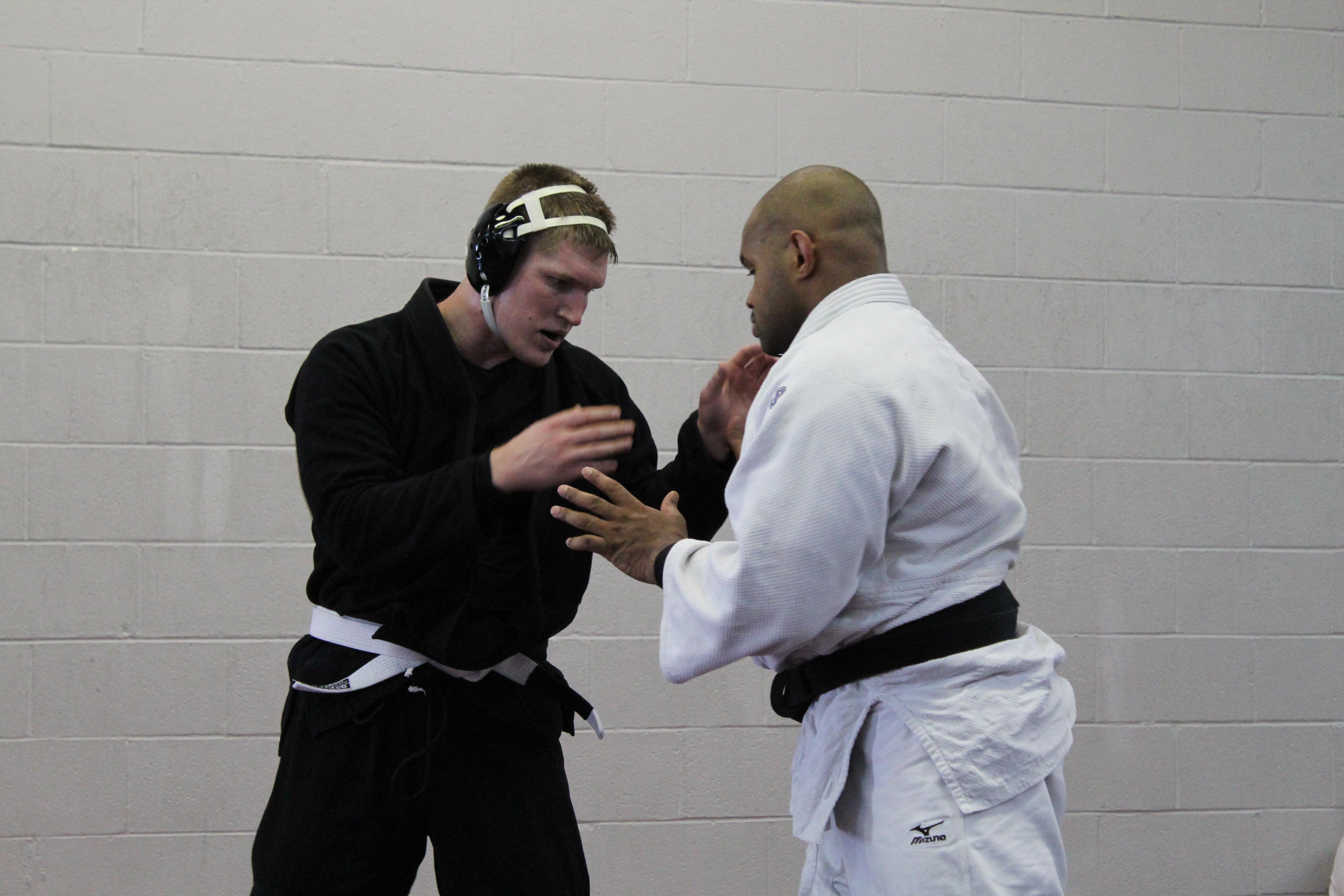 Testudo BJJ Judo Alexandria, VA