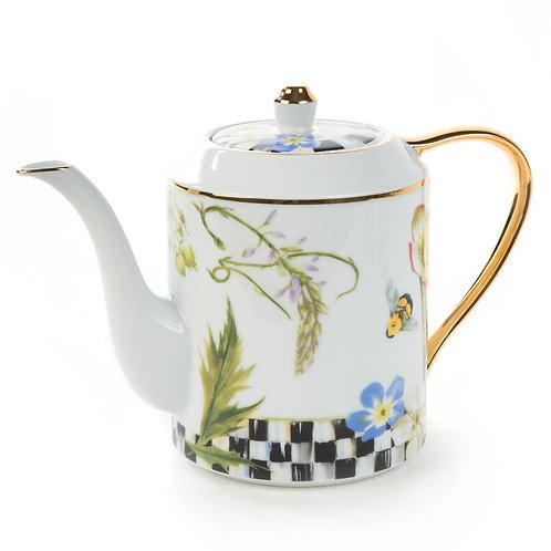 Thistle & Bee Tea Pot