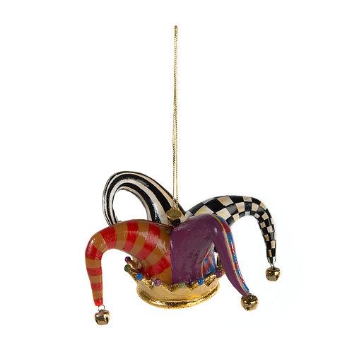 Jester Hat Ornament