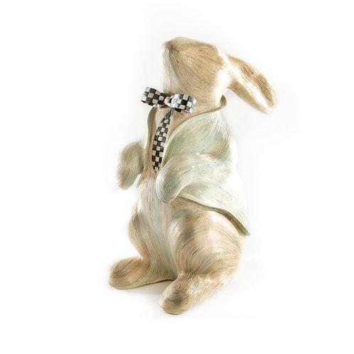 Watercolour Bunny - Aqua
