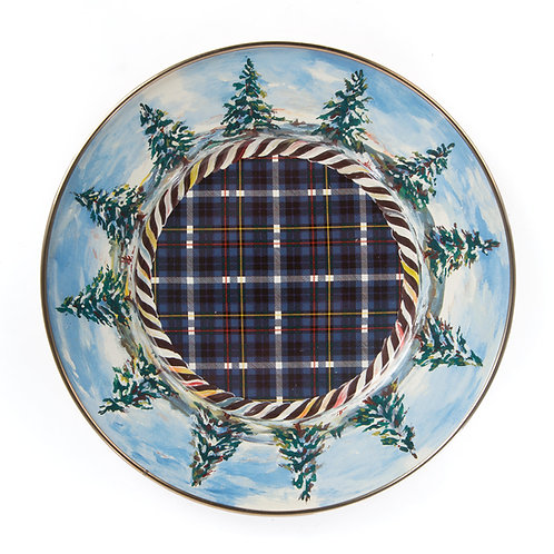 highbanks salad/dessert plate