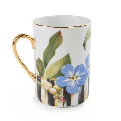 Thistle &Bee Mug