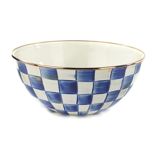Royal Check Everyday Bowl - Large