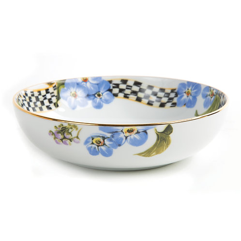 thistle & bee soup bowl