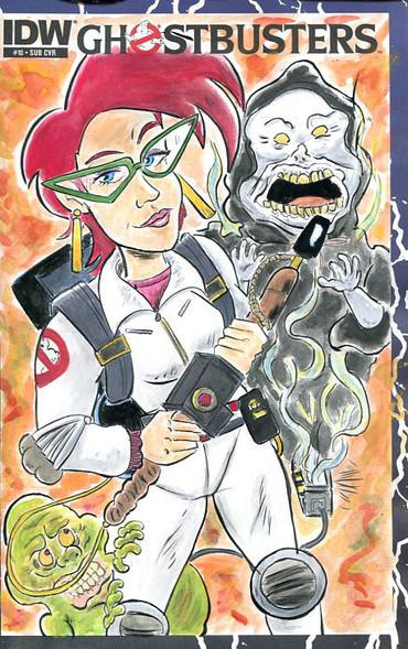 Comic Sketchcover