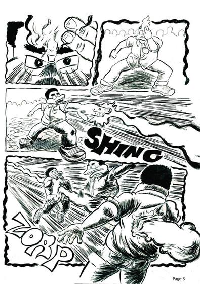 """35"" Comic Page 3"
