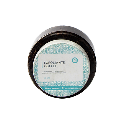 EXFOLIANTE COFFE