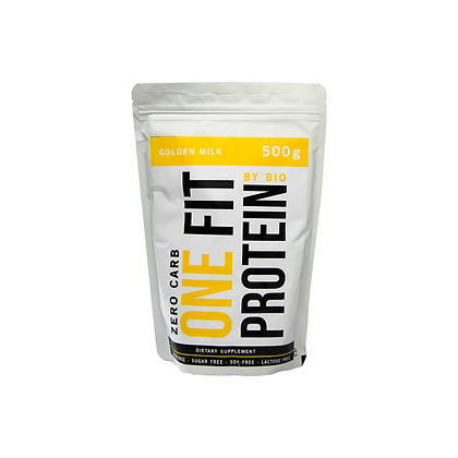 ONE FIT PROTEIN 0 CARBS 500GRS