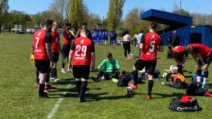 Match Report | Junction Elite 3rd XI 3 - 4 Barnes Stormers FC