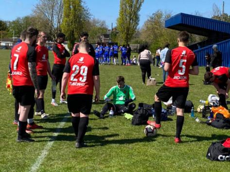 Match Report | Junction Elite 3rd XI 3 - 4 Barnes Stormers FC