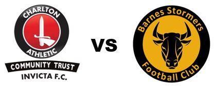 Match Report | Charlton Invicta 3 - 2 Barnes Stormers