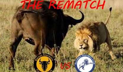 Match Preview | Millwall Romans v Barnes Stormers FC - The Rematch
