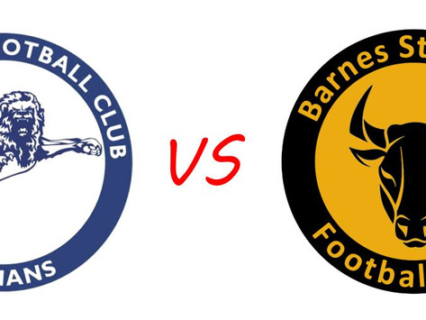 Match Preview | Millwall Romans vs Barnes Stormers FC