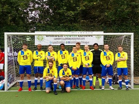 Match Report | Barnes knocked out by tournament winners