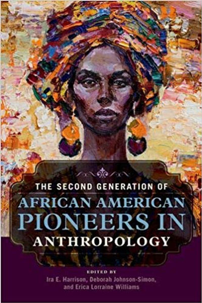 Book Cover 2nd gen African American Pion