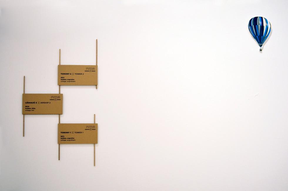 Kerekes Gábor exhibition design