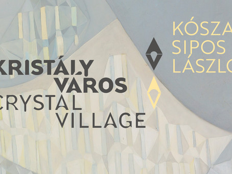 Crystal Village – exhibition design