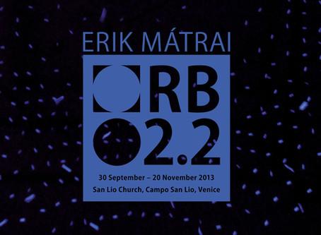 Orb 02.2. – exhibition design