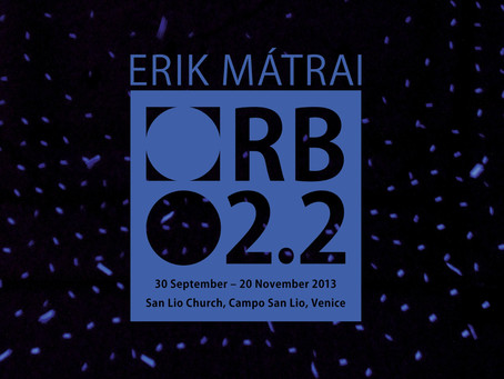 Orb 02.2. – exhibition design
