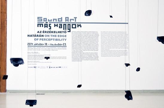 sound art exhibition