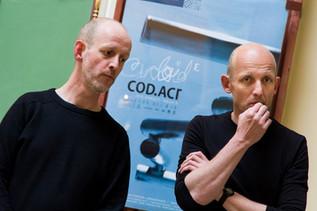 CodAct Cycloid exhibition design