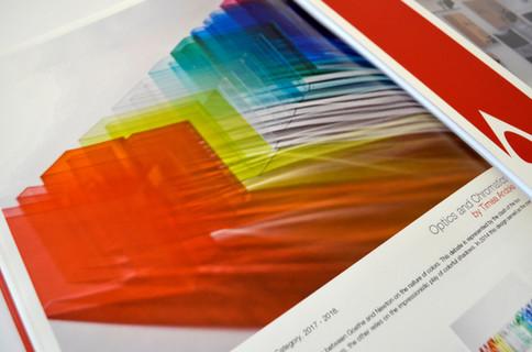 Optics Chromatics poster
