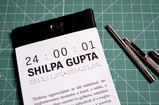Shilpa Gupta exhibition design
