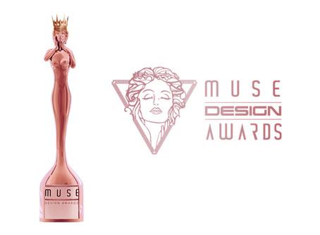 MUSE Design Awards | Rose Gold