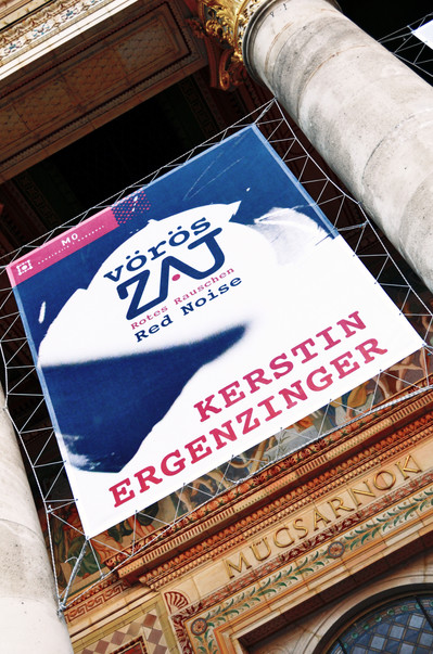 Kerstin Ergenzinger exhibition design