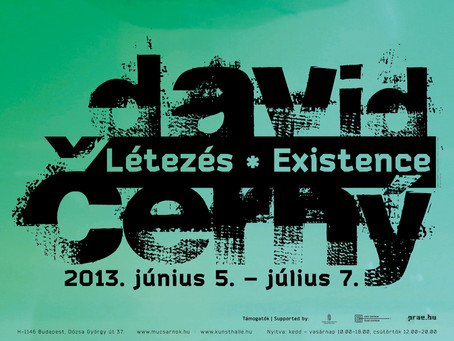 Existence – exhibition design
