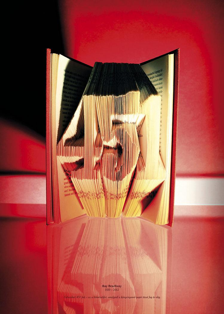 Fahrenheit 451 poster