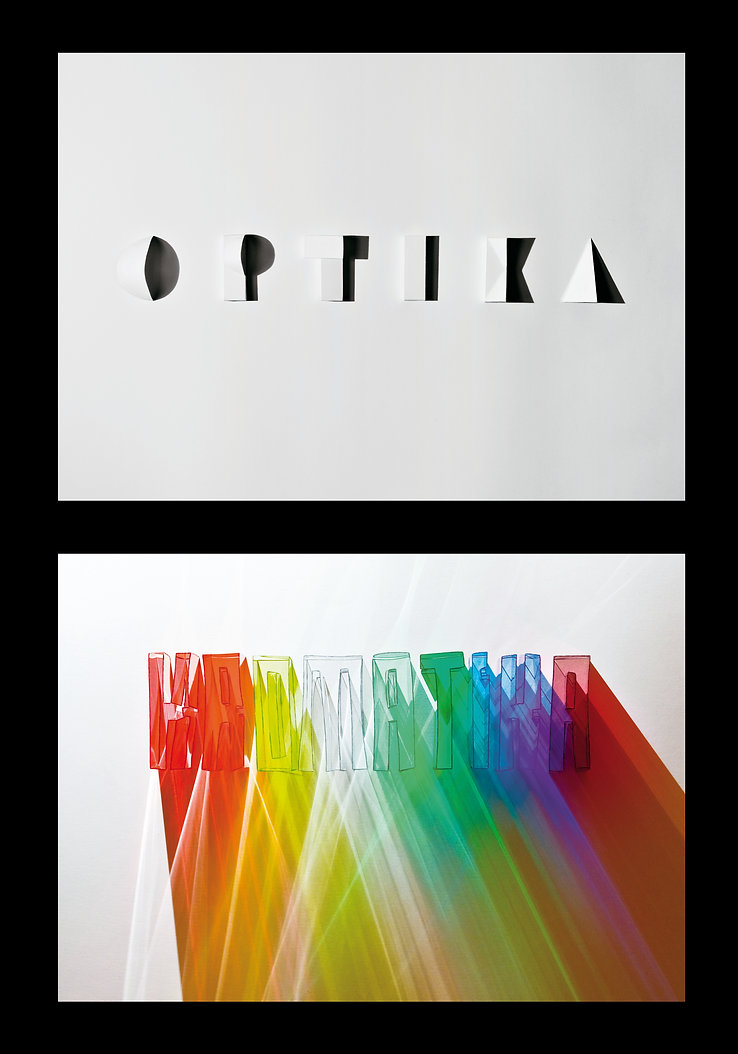 Optics Chromatics poster