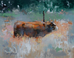 Bull and Post