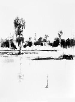 Charcoal Landscape 6