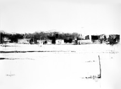 Charcoal Landscape 10